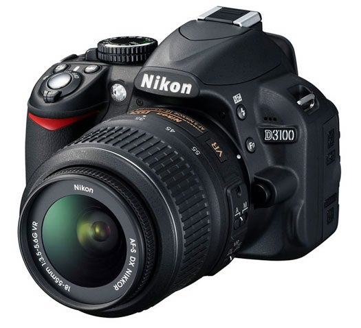 Nikon's D3100 Is First DSLR With Auto-Focusing 1080p Video Capture