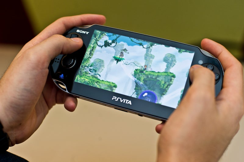 Sony PlayStation Vita Review: Full-Power Gaming, Portable Package