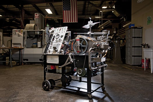 2012 Invention Awards: A Simple Helicopter Engine