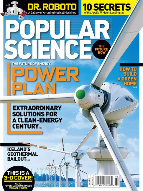 July 2009 Issue: The Future of Energy