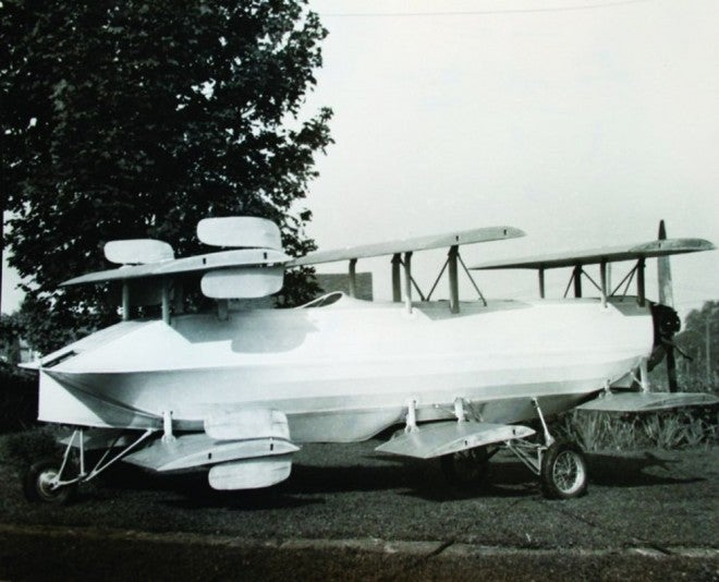 Oldest Known Flying Car is Up for Sale