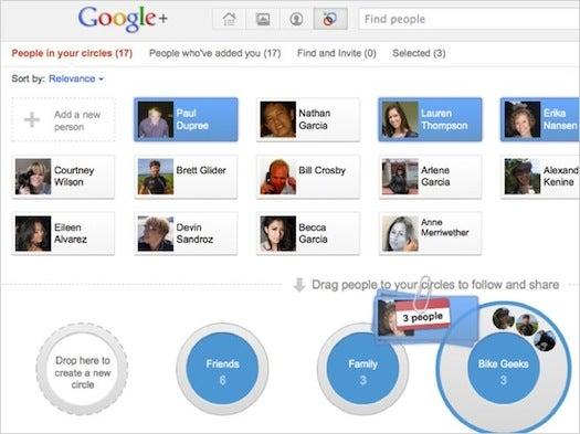 Google's New Google+ Social Network Challenges Facebook, Promotes (Safe) Sharing