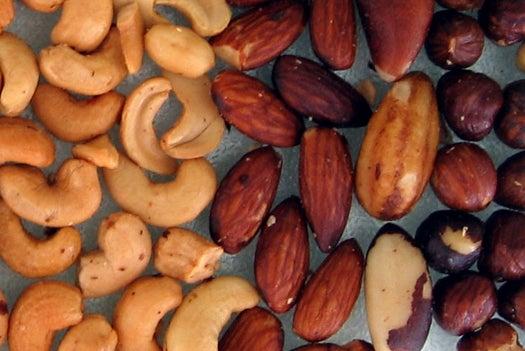 Researchers Rearrange Nuts In Low Gravity