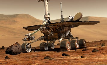Video: Eight Years After Martian Touchdown, Opportunity Rover Soldiers On