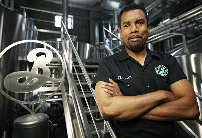 Brooklyn Brewery brewmaster Garrett Oliver