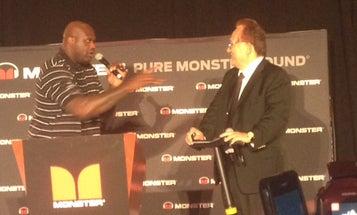 CES 2014: Monster Unveils Absurd Press Conference