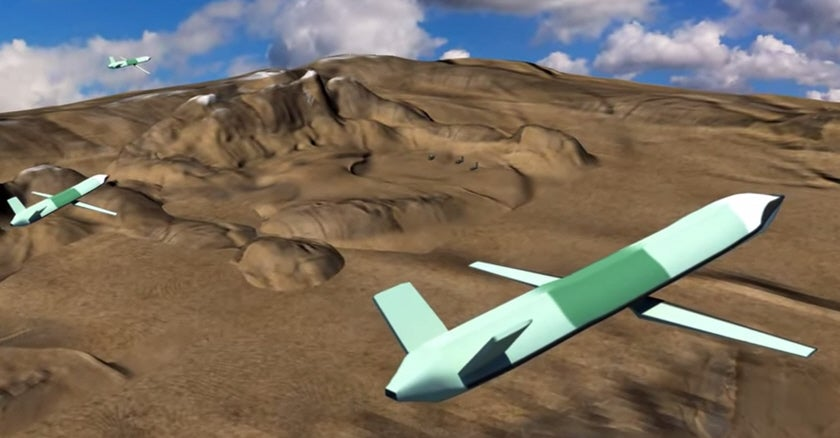 Smart Drones And Cheap Missiles Could Work Together To Win Future Wars