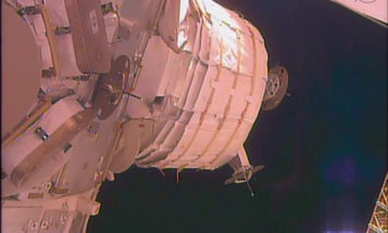NASA Calls Off Expansion Of Its Inflatable Space Habitat–For Now