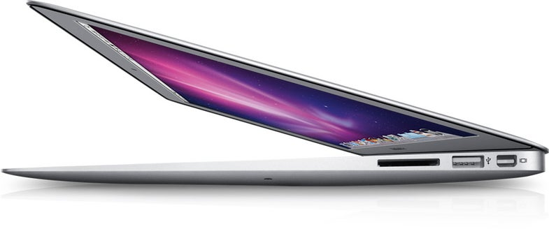 Apple Shows Off iPad-Inspired OS X Lion and an Ultra-sleek New MacBook Air
