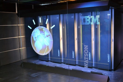 Yale Law Journal Ponders the Wisdom of IBM Robot Watson as a Judge