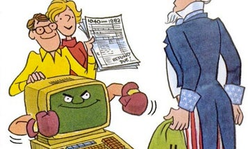 The First Tax-Prep Computer Programs Blew 1983's Mind