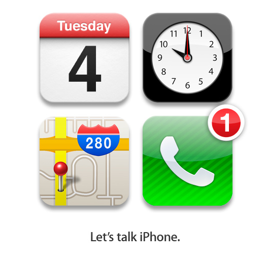 iPhone 5 to Be Announced on October 4th