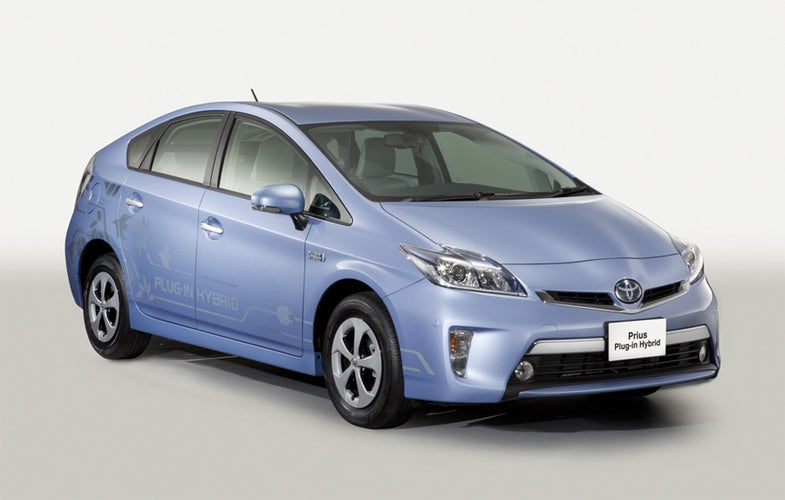 At Tokyo Motor Show, the Public Will Be Allowed to Test-Ride In Robot-Driven Prius