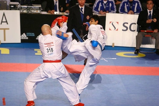 Karate Experts' Superhuman Punch Comes From a Unique Brain Structure