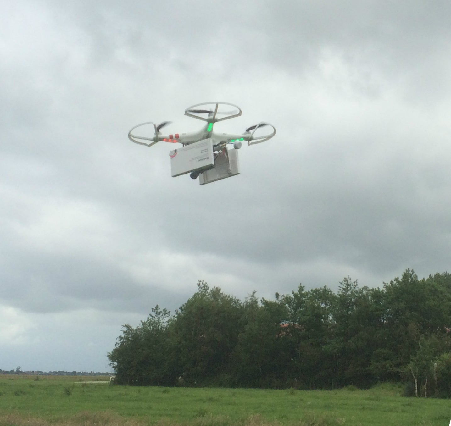 Protest Drone Will Fly Abortion Drugs Across Polish Border