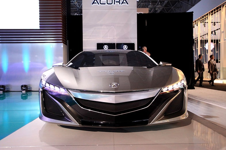 The Best of the 2012 New York Auto Show