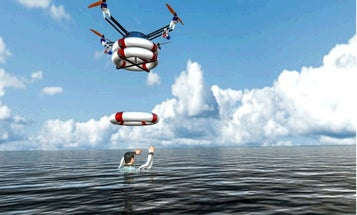 This Iranian Drone Could Someday Save Your Life