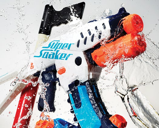 Can Nerf's New Super Soaker Out-Douse The Competition?