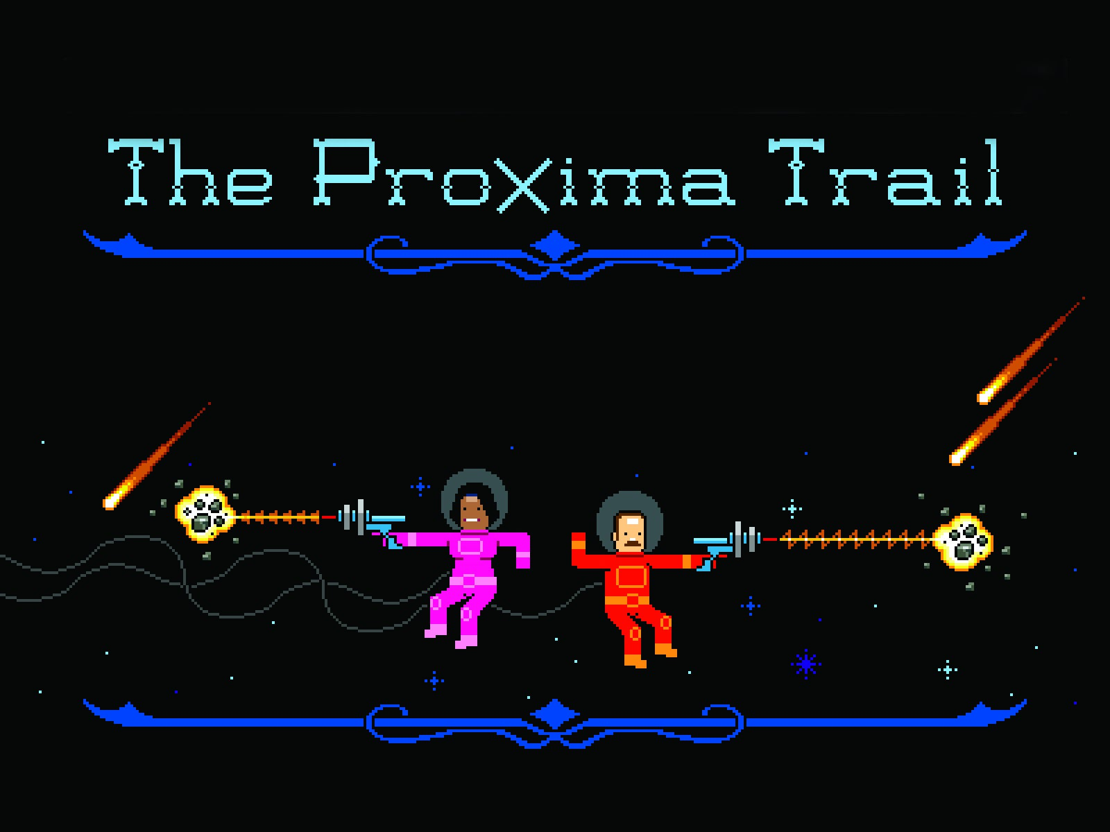 The Proxima Trail: Could you survive the journey out to an exoplanet?