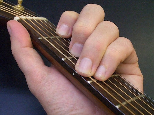 Play A Chord And This Database Will Guess Which Comes Next
