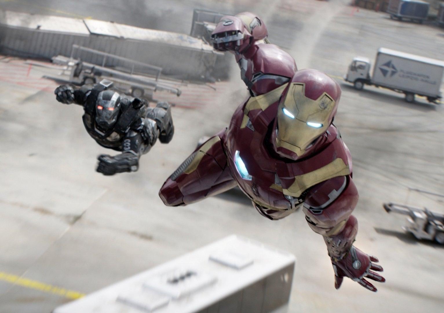 Elon Musk Teases Iron Man Suit On Twitter