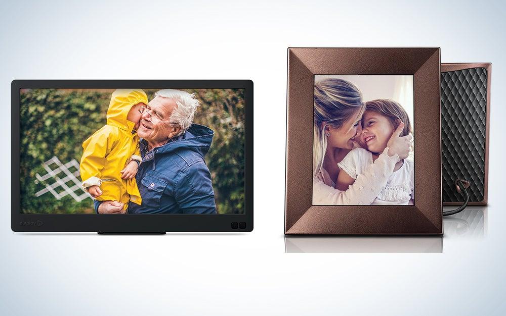 Nixplay digital frames