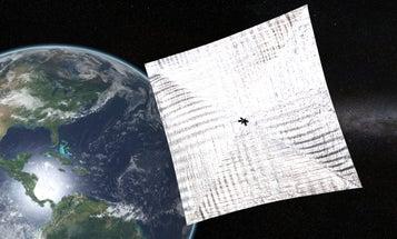 Bill Nye's Solar Sail Has Stopped Sending Data Back To Earth … Again