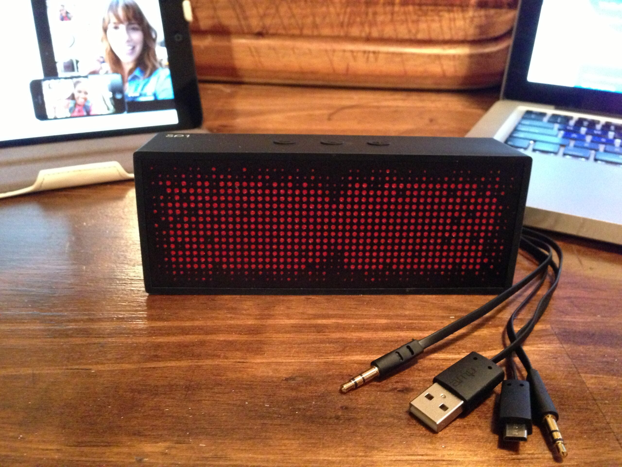 Sponsored Post: Paid Review of a.m.p. SP1 Wireless Bluetooth Speaker & Speakerphone