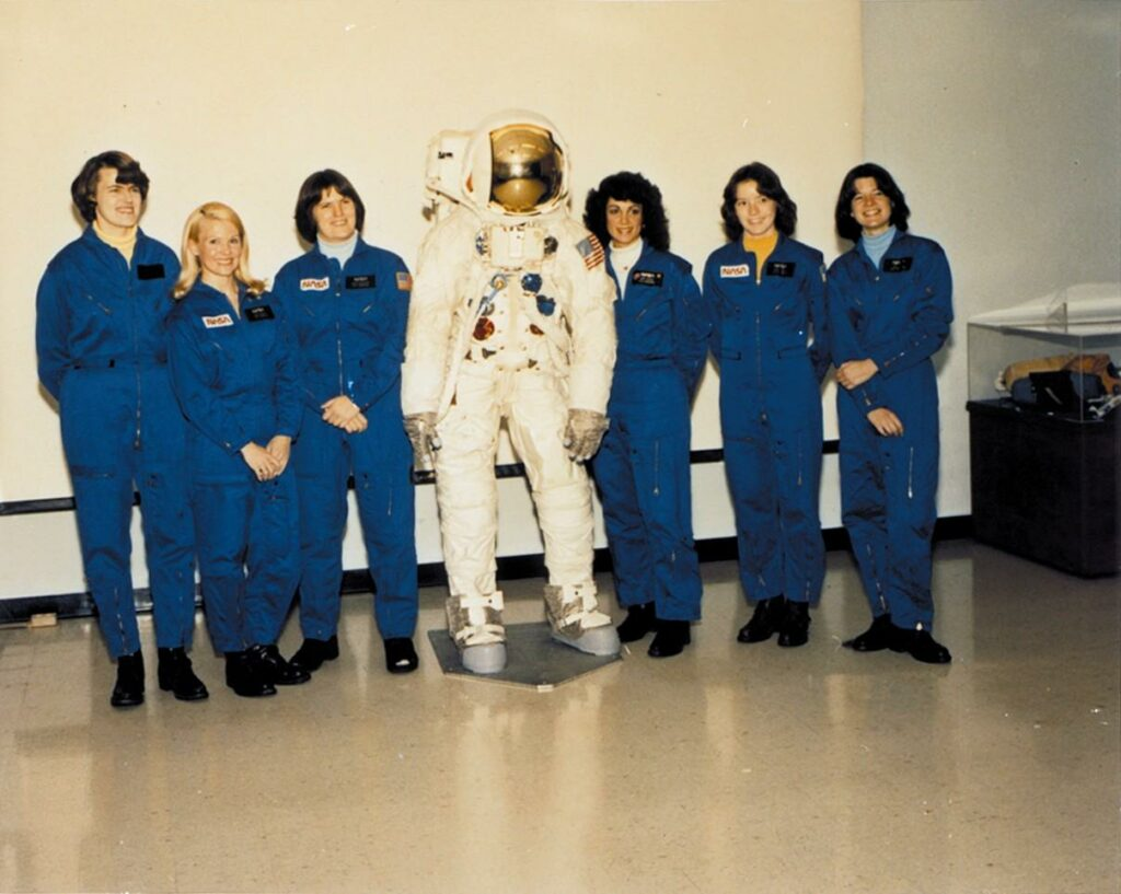 NASA's First Female Astronauts