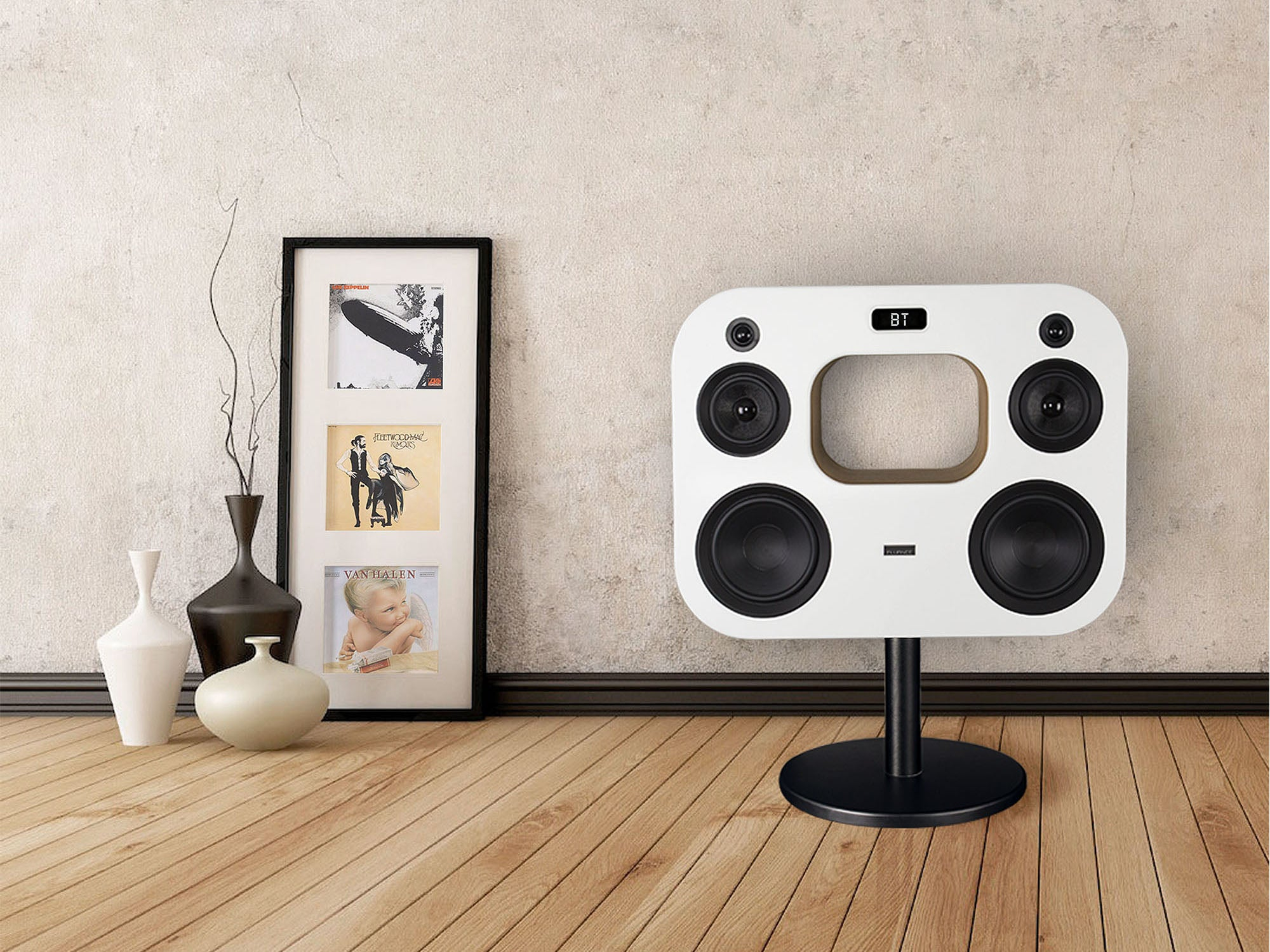 This Massive, Weird Bluetooth Speaker Delivers Incredible Sound