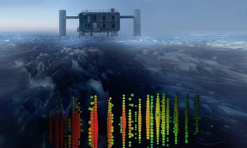 Yes, There Are Neutrinos Zipping Through The Cosmos