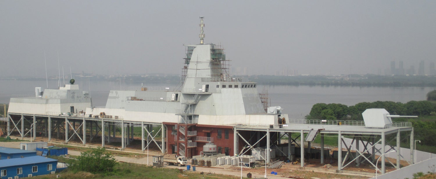 China's Getting Ready to Turn on Asia's Biggest Warship
