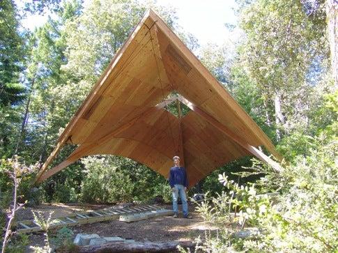 The Ultimate Minimalist Shelter