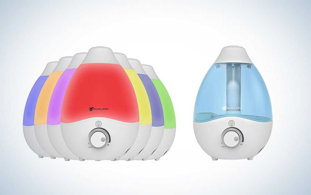 Avalon humidifier and oil diffuser