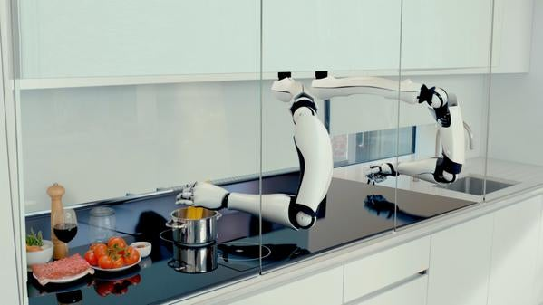 A Pair Of Robot Arms Could Make You Dinner