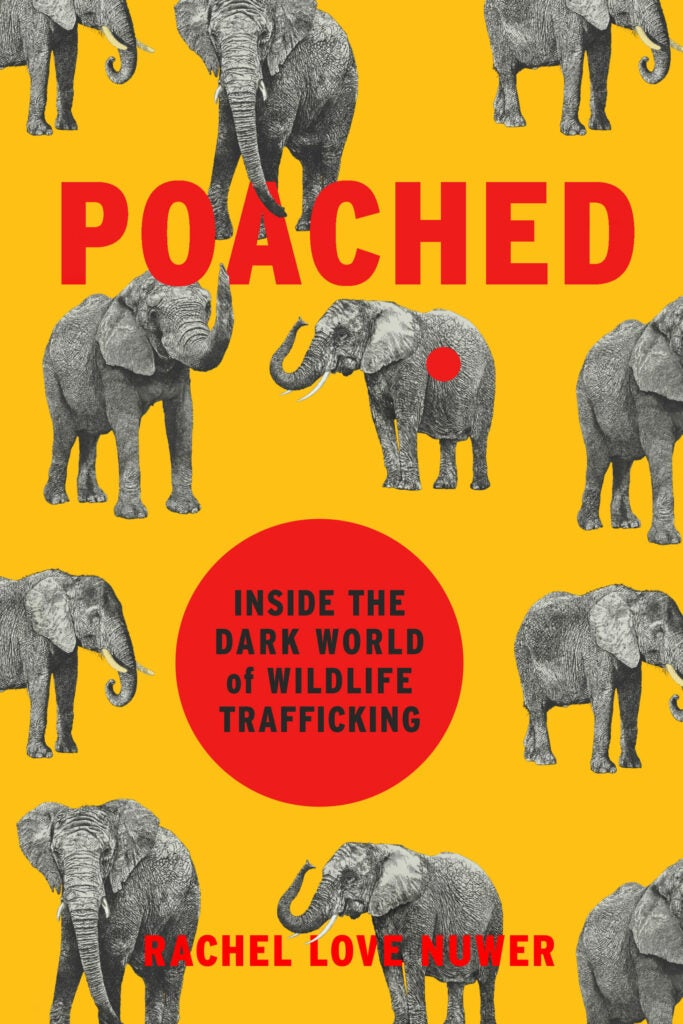 poached book cover