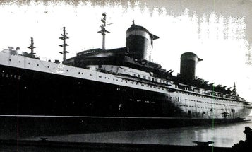 """""""The S.S. United States: America's New Superliner"""""""