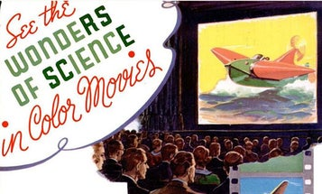 Archive Gallery: How Science Made Movies Awesome
