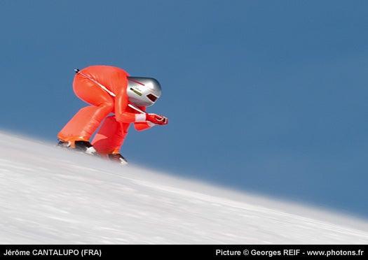 I'm Sad Speed Skiing Isn't an Olympic Sport