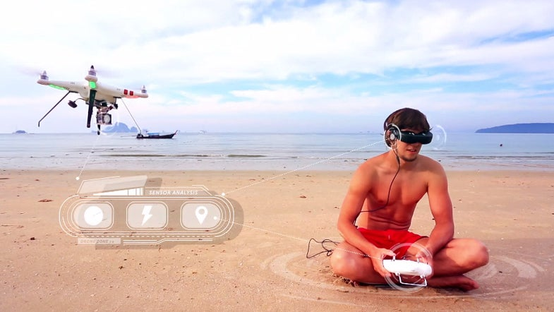 Are You Ready To Fly A Drone?