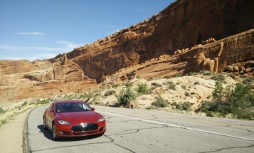 Tesla Car Can Be Summoned And Park Itself