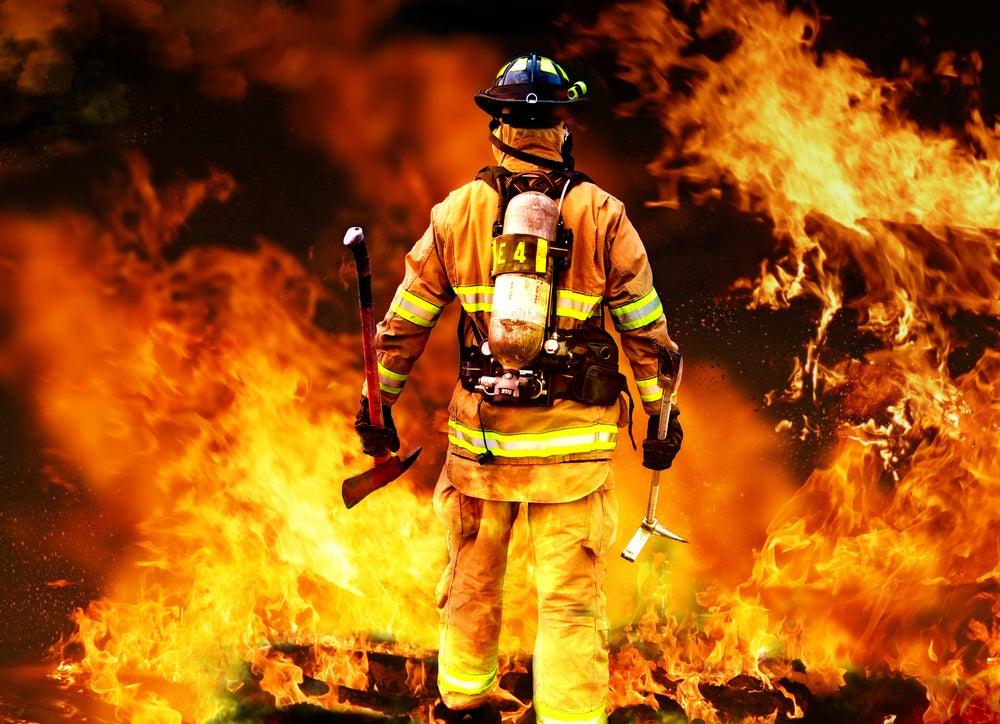 """""""firefighter"""""""