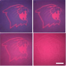 """New """"Disappearing"""" Nanoparticle Ink Keeps Messages Cryptic"""
