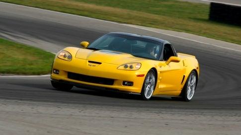 Driving The 2009 Corvette ZR1: Detroit's Mild-Mannered Supercar