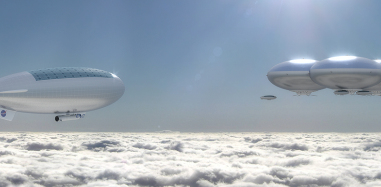 Here's why NASA is working on a concept crewed mission to Venus