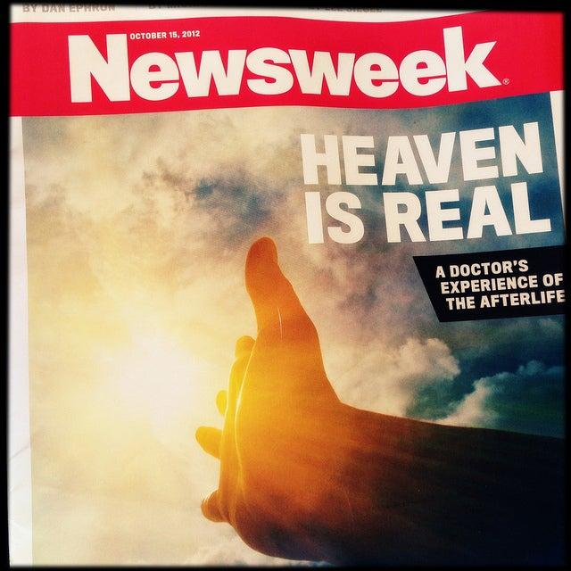 Newsweek's Print Edition Is Dead