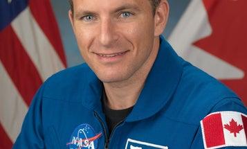 Meet Astronaut Chris Hadfield's Successor
