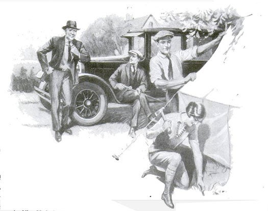Preparing For Your Trip: July 1926