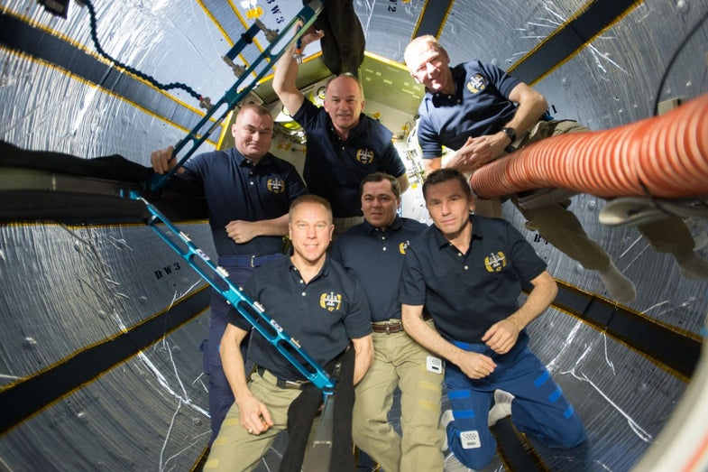 How Many Astronauts Can Fit Into An Inflatable Space Habitat?