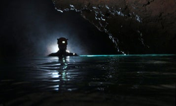 This is how, and why, explorers go cave diving